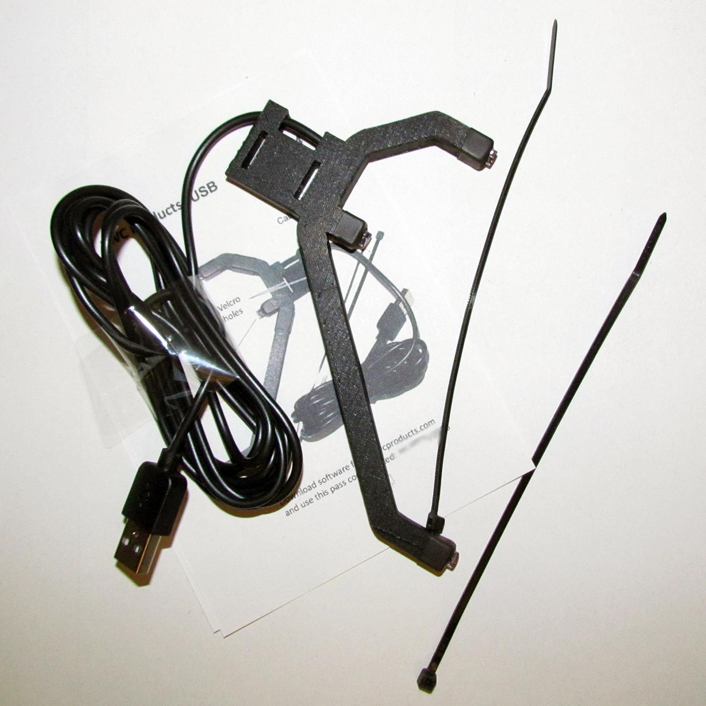 Gaming Head Tracking Tracker USB IR Clip