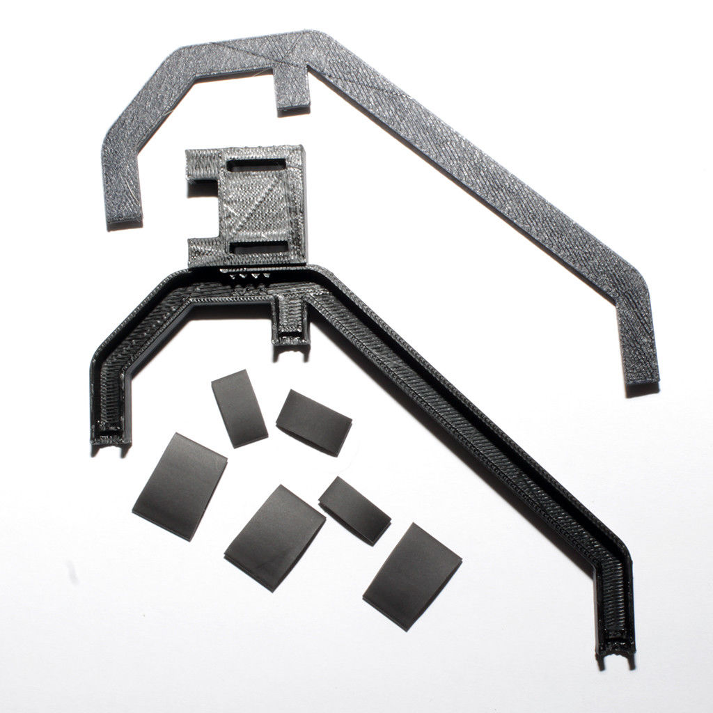 SWC Head Tracker plastic Housing for Gaming IR Head Tracking/ DIY