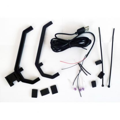 USB Head Tracker D I Y KIT, Freetrack Opentrack, TrackIR replacement clip
